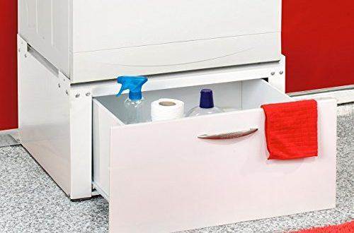 waschmaschinen trockner untergestell mit schublade unterbau podest cetnob. Black Bedroom Furniture Sets. Home Design Ideas