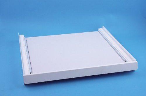 daniplus verbindungsrahmen zwischenbaurahmen mit arbeitsplatte f r waschmaschine und trockner. Black Bedroom Furniture Sets. Home Design Ideas