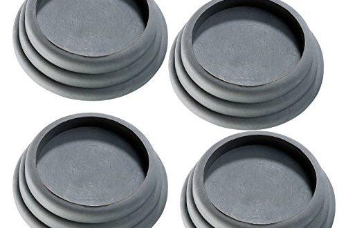 infactory d mpfer waschmaschine universell einsetzbare vibrationsd mpfer im 4er pack. Black Bedroom Furniture Sets. Home Design Ideas