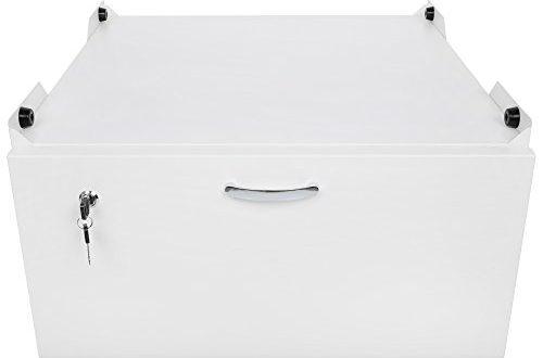 arkas waschmaschine schublade unterbausockel 1 st ck wei wm 001 40 cetnob. Black Bedroom Furniture Sets. Home Design Ideas