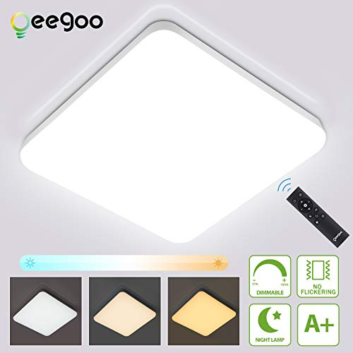 LED Deckenleuchte Badlampe IP44 Treppen Deckenlampe Korridor 12W-60W